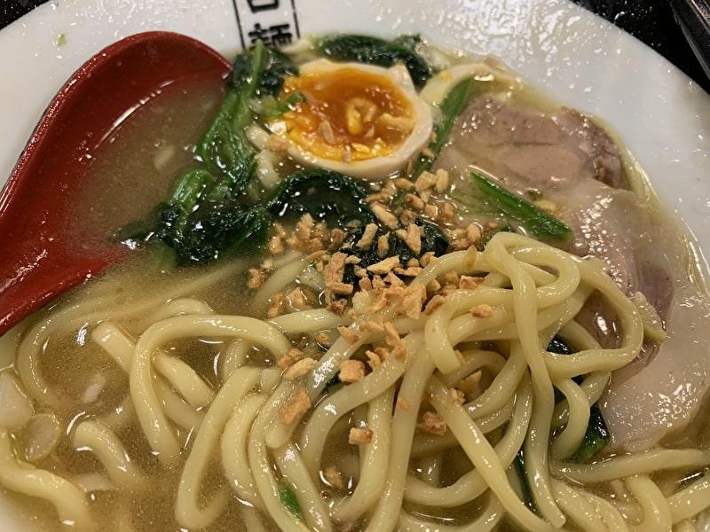 中目黒 百麺 味変