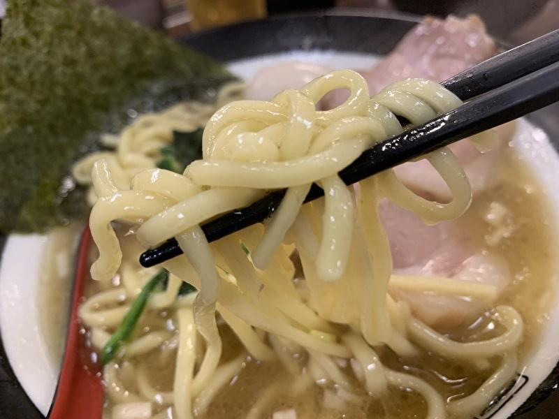 中目黒 百麺 麺