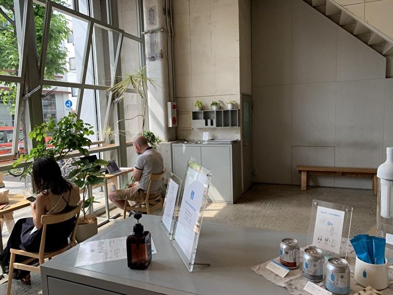 ブルーボトルコーヒー 中目黒情報サイト