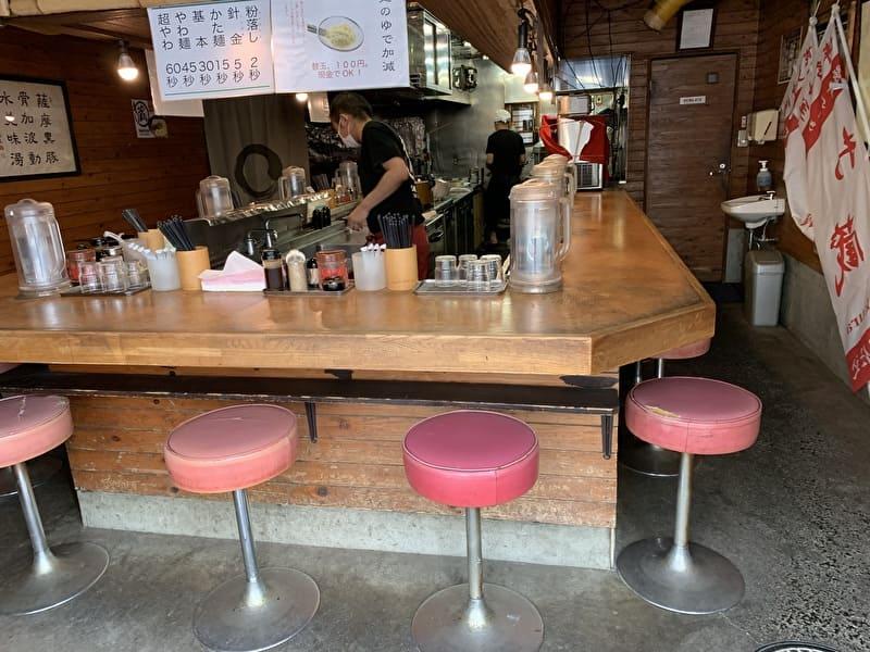 【わ蔵】中目黒で博多とんこつラーメンが食べれるのはここだけ!ひとくち餃子も!【中目黒 らーめん】