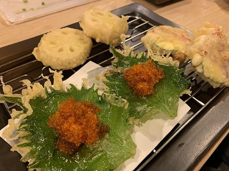 【サカツヤ】オリーブオイル天ぷらと和酒!駅徒歩2分で味も雰囲気もバツグン!【中目黒 居酒屋】