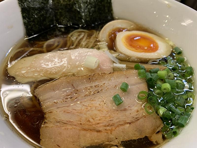 【中華そば むら田】無化調のこだわり鶏醤油スープ!食べログ高評価店!【中目黒 らーめん】