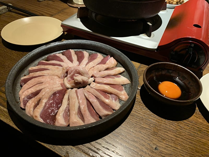 【Na Camo guro(なかもぐろ)】鴨料理のコースがヤヴァイ!隠れ家風でデートにも最適!【中目黒 ディナー】