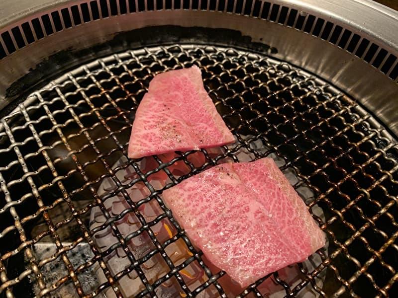 【焼肉チャンピオン NAKAME+】名物「ざぶすき」が美味しすぎる!全てにおいてハイレベル!【中目黒 焼肉】