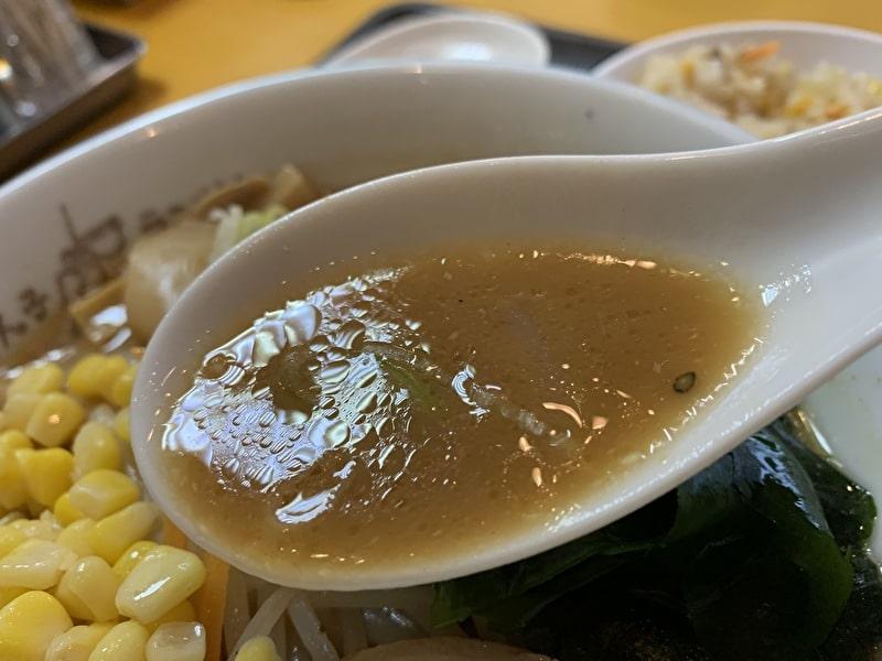 中目黒らーめんどさん子 スープ