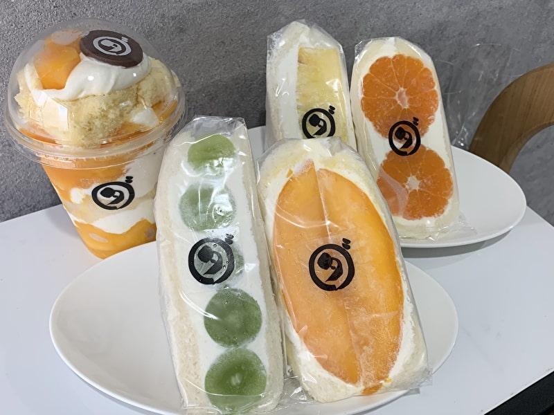 中目黒 ダイワ フルーツサンド 並び方