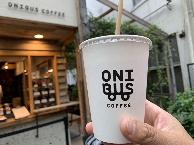 中目黒情報サイト 中目黒 オニバスコーヒー 本日のコーヒー