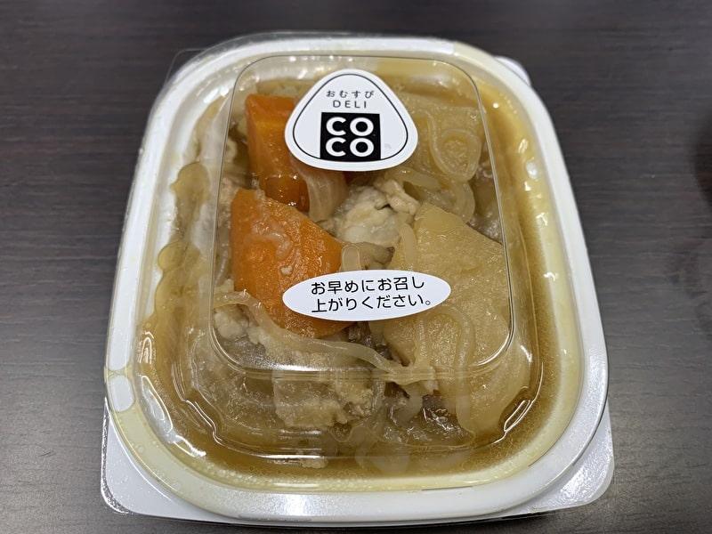 おむすびDELI COCO 肉じゃが惣菜