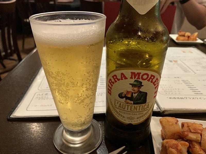 中目黒 コロッセオ ビール
