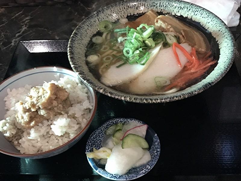 中目黒 れきお 沖縄料理 ランチ