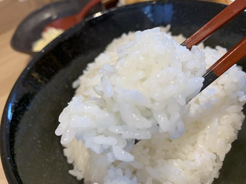 中目黒 三かみ 白飯