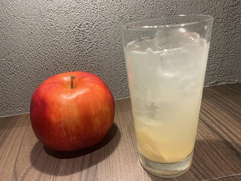 中目黒 焼肉りんご ジンジャーエール