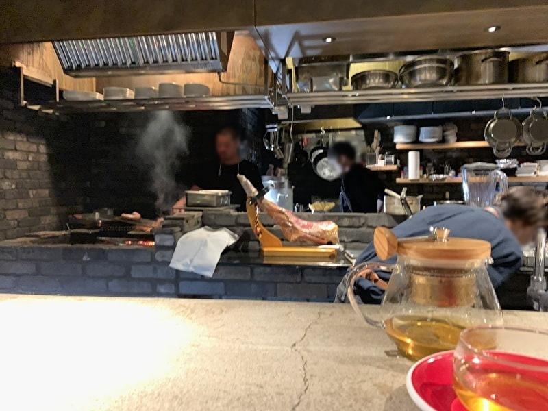 ロデオ 渋谷 キッチン