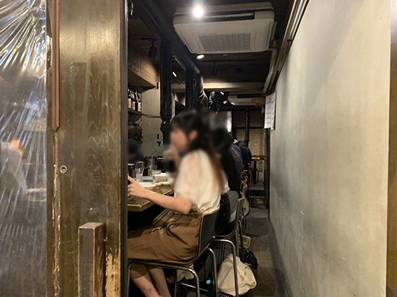 小野田商店 中目黒 内観