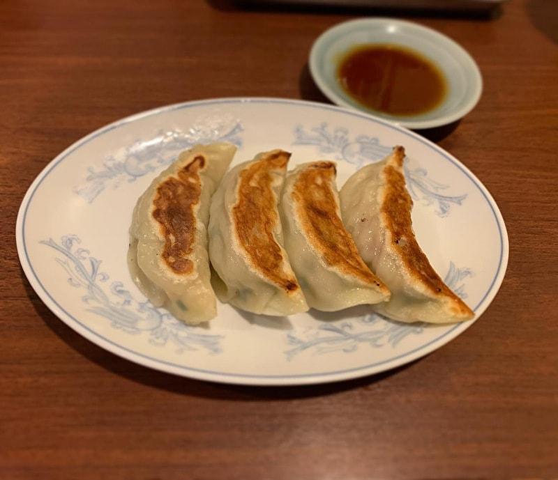高伸 中目黒 中華 餃子