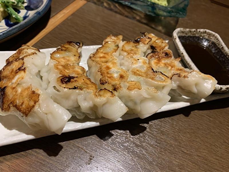 草花木果(そーかぼっか) 中目黒 アグー豚大粒肉餃子