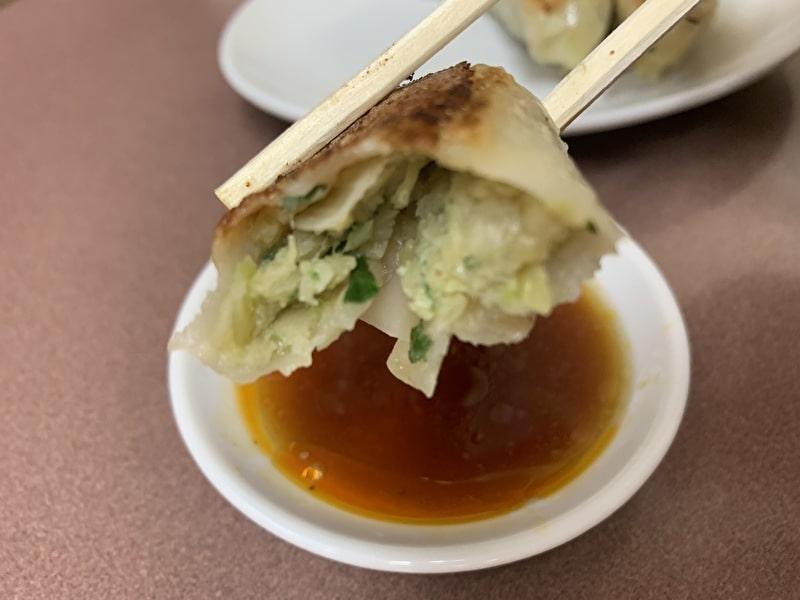 中華宝来 中目黒 餃子