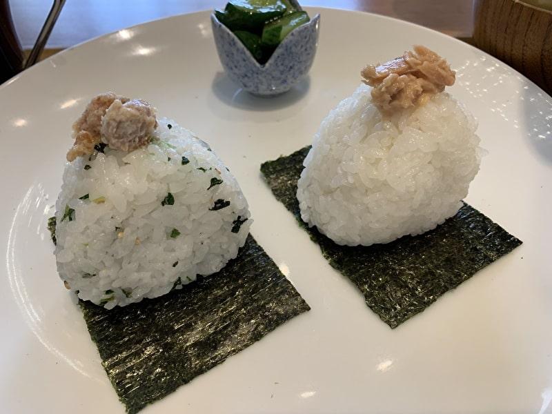 Onigily Cafe おにぎりカフェ 中目黒