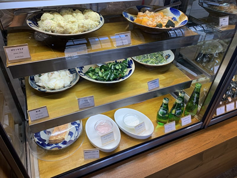 Onigily Cafe おにぎりカフェ 中目黒 お惣菜