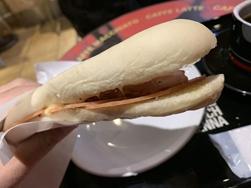 中目黒 セガフレードザネッティ パニーニ