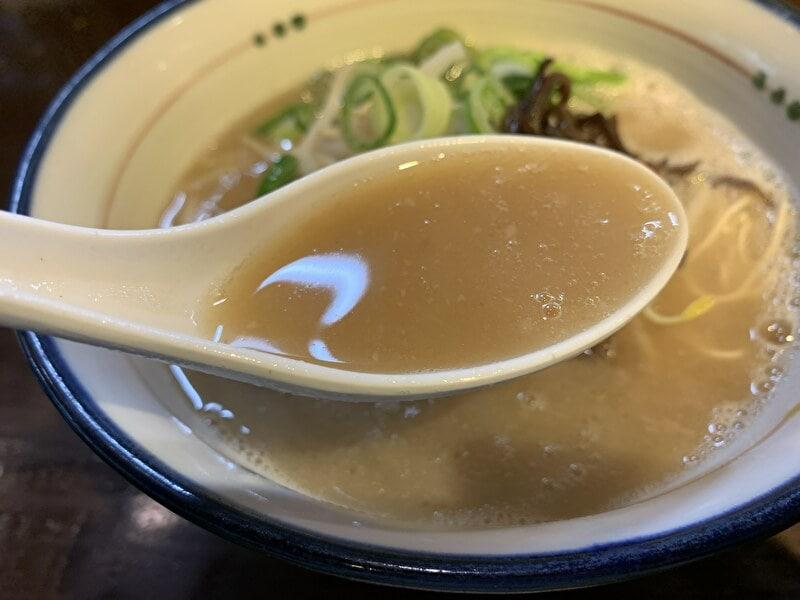 神泉 麺の坊 砦 スープアップ