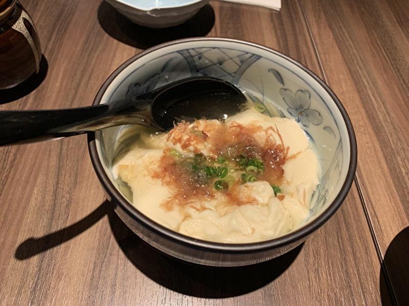 渋谷(松濤) お汐井 もっちり豆腐