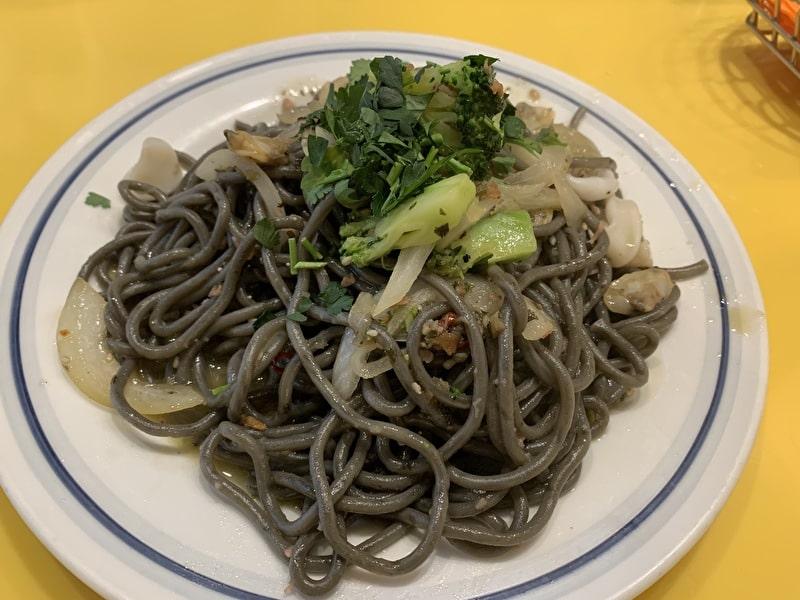 関谷スパゲティ 中目黒 今月のスペシャル