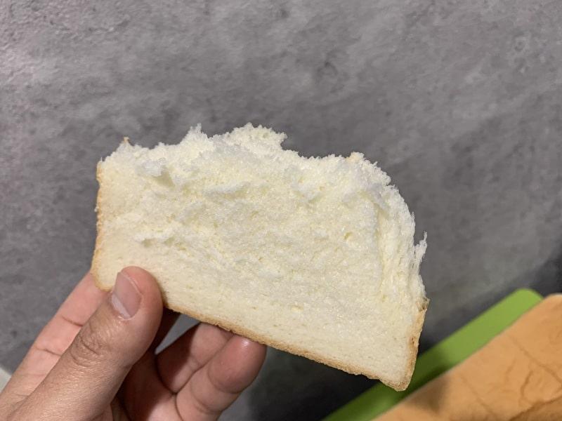 銀座に志かわ 中目黒 高級食パン そのままでも美味しい