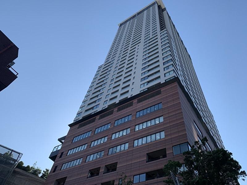 大橋図書館 クロスエアタワー