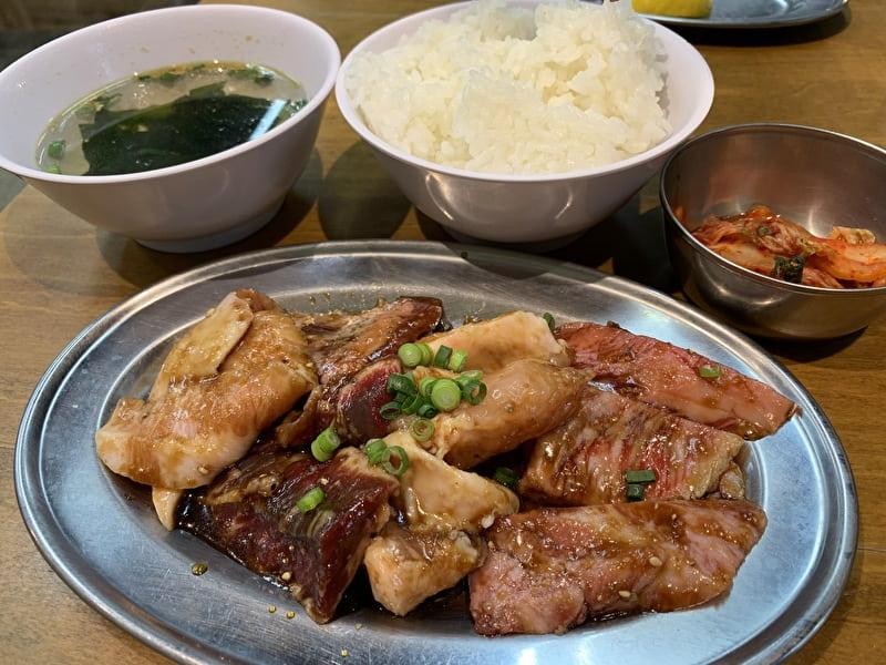 大阪焼肉・ホルモン ふたご ランチ