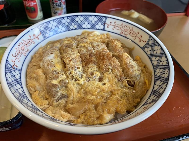 生蕎麦 橋本屋 中目黒・祐天寺 カツ丼